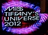 Queen of the night Miss Tiffany's Universe 2012
